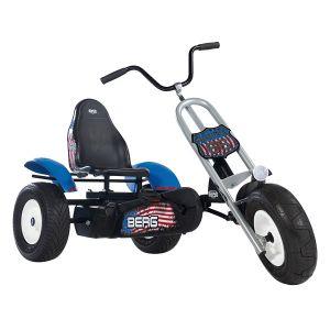 Berg Toys Kart à pédales Route 66 AF