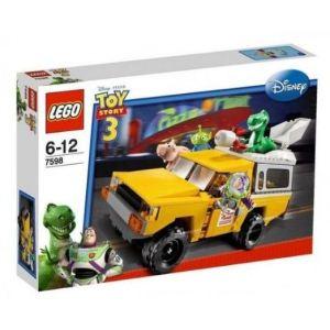 Lego 7598 - Toy Story : La course en camionnette Pizza Planet