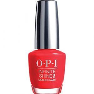 O.P.I Infinite Shine Unrepentantly Red - Vernis à ongles