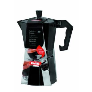 Ibili 612209 - Cafetière italienne Express Negra