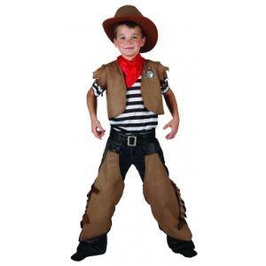Déguisement cowboy garçon (de 4 à 14 ans)
