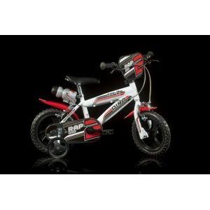 WDK Partner A1304003 - Vélo garçon Skylander