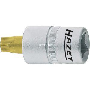"""Hazet 992-T45 - Douille mâle TORX T45 4 pans intérieurs 12,5 mm (1/2"""") Longueur 55 mm"""