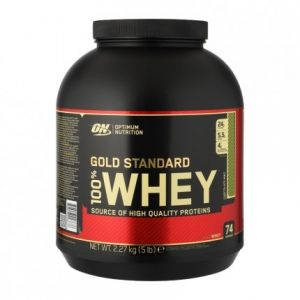 Optimum nutrition 100% Whey Gold Standard 2273 g Chocolate Mint