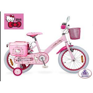 "Injusa 1644 - Vélo Hello Kitty Romantic 16"""