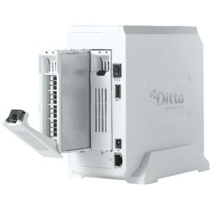 "Dane-elec my-Ditto Dual Bay - Serveur NAS 2 baies 3.5"" Ethernet"