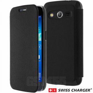 Swiss Charger SCP41196 - Étui pour Samsung Galaxy Core 4G
