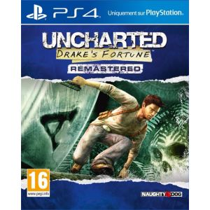 Uncharted : Drake's Fortune sur PS4