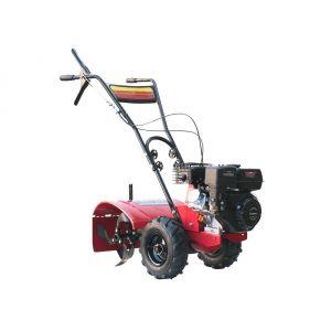 Varan Motors 93020 - Motoculteur thermique 50 cm 6.5CV avec roues tous terrains