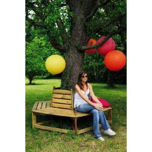 banc d 39 arbre comparer 82 offres. Black Bedroom Furniture Sets. Home Design Ideas