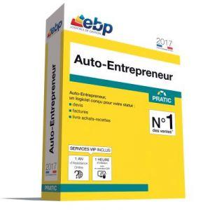 Auto-Entrepreneur Pratic 2017 + VIP pour Windows