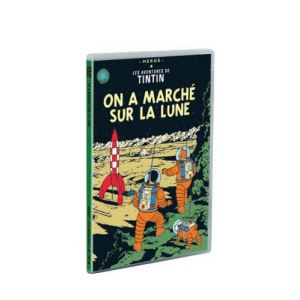Les Aventures de Tintin : On a marché sur la Lune