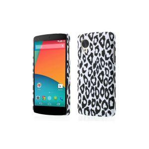 Amahousse 3234Nex5LEOP - Coque de protection pour Nexus 5