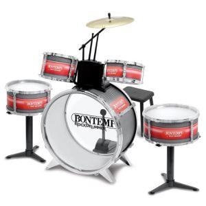 Bontempi Batterie Rock Drummer complet