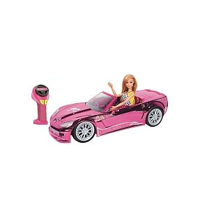 Toy State Voiture radiocommandée Barbie