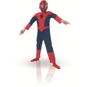 Rubie's Déguisement luxe Spiderman (3 à 8 ans)