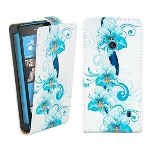 Kwmobile 17435.02 - Étui en pour Nokia Lumia 520