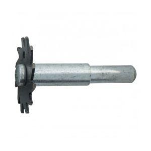 SCID 1153 - Fraise acier au carbone à rainurer sur chant Diamètre 35 mm Longueur 5 mm