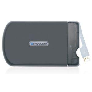 """Freecom 56057 - Disque dur externe ToughDrive 3.0 320 Go 2.5"""" USB 3.0 avec câble USB intégré"""