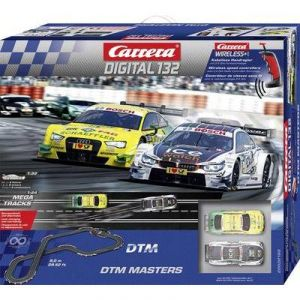 Carrera Toys 30180 - Circuit DTM Masters Digital 132