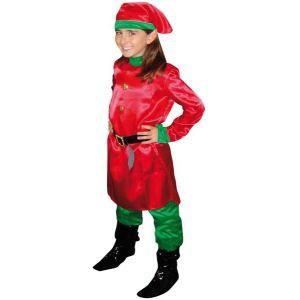 Costume lutin de Noël (14-16 ans)