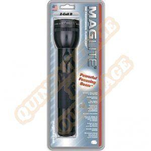 Maglite Lampe Mini R6 Noire + Piles LR6