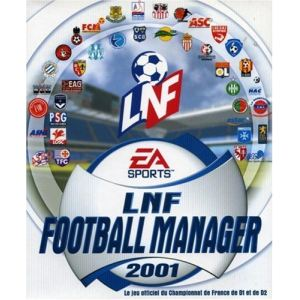 LNF Football Manager 2001 sur PC
