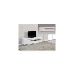 Meuble TV Emerson 1 porte et 2 tiroirs