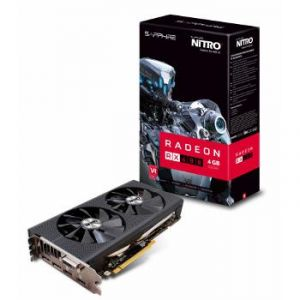 Sapphire Technology 11260-00-20G - Carte Graphique Radeon RX 480 Nitro+ 4 Go