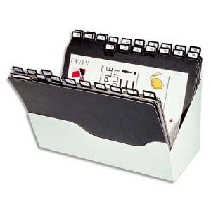 Val-rex Trieur de bureau Valbox en métal (A4)