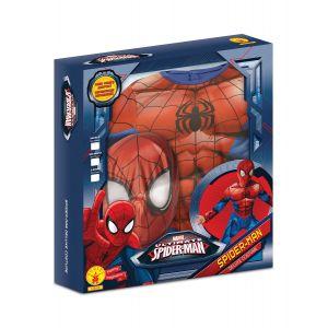 Déguisement luxe Ultimate Spider-Man enfant coffret