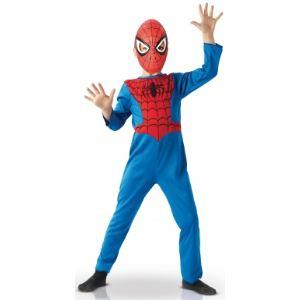 Déguisement Spiderman enfant 5-6 ans
