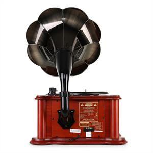 Ricatech RMC350 - Platine vinyle Music Center MP3 USB SD CD FM