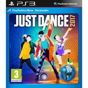 Just Dance 2017 sur PS3