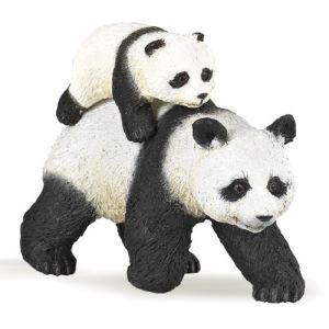 Papo Figurine Panda et son bébé