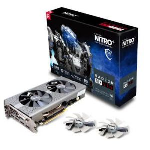 Sapphire Technology Radeon RX 580 Nitro+ Limited Edition 8 Go