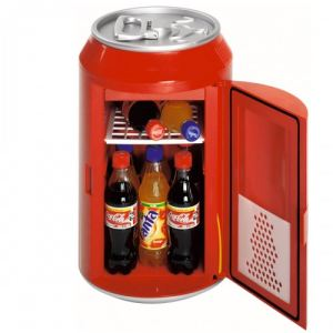 Ezetil Mini réfrigérateur Coca Cola Cool-Can 10 (12/230V)