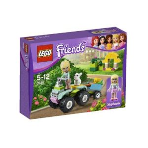 Lego 3935 - Friends : Le lapin de Stéphanie