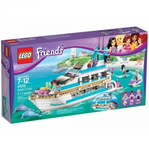 Lego 41015 - Friends : Le yacht