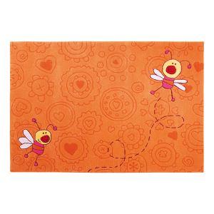 Unamourdetapis Tapis enfant Happy Zoo Summ Summ en acrylique (140 x 200 cm)