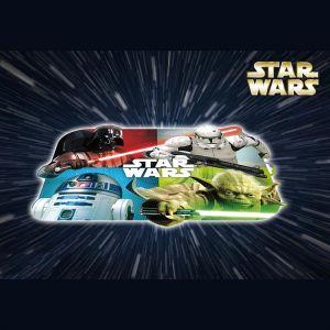 Set de table Star Wars effet 3D