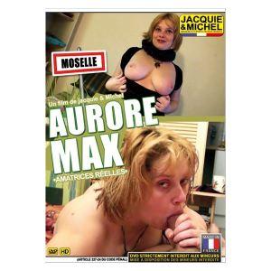 DVD - réservé Aurore max
