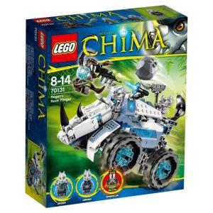 Lego 70131 - Legends of Chima : Le char bouclier de Rogon