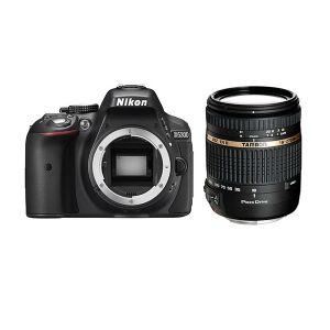 Nikon D5300 (avec objectif Tamron 18-270mm)