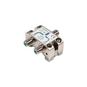Hirschmann SBN-02N - 2-Way splitter F-connectors