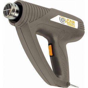 Far Tools HGGW1500C - Pistolet à air chaud 1500W (115353)