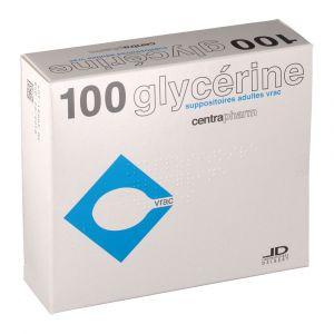 Zambon Suppositoires à la glycerine - 100 Suppositoires