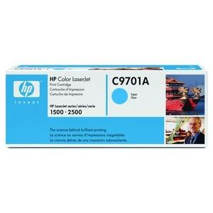 HP C9701A - Toner 121A cyan 4000 pages