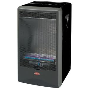 Eno 3020 - Radiateur à gaz infrableu avec thermostat 3800 Watts