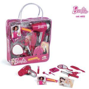 Faro Valisette avec sèche cheveux et accessoires Barbie